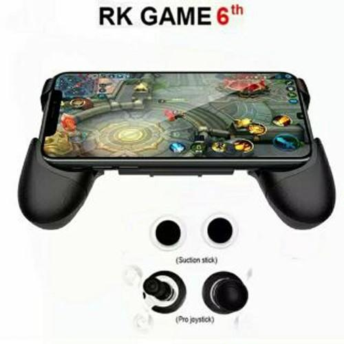 Touch Screen Mobile Gamepad Stylish and Portable RK GAME 6th 6in1