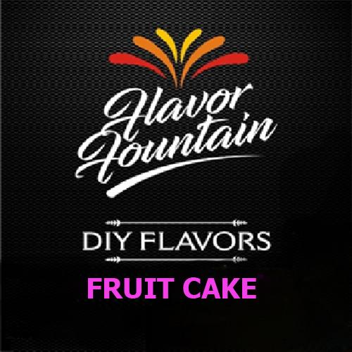 DIY 10ml Fruit Cake (concentrated flavor)