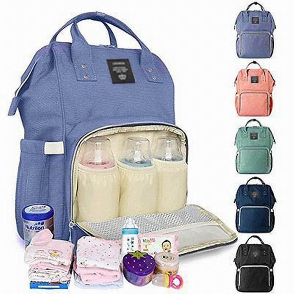 103e76bccd Product details of COD Mommy Bag Maternity Nappy Diaper Bag Baby Bag Travel  Bag