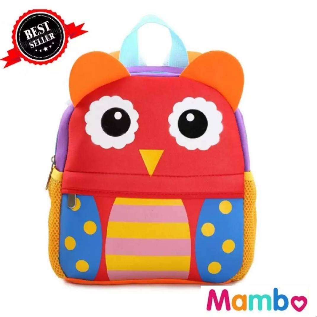 Children Backpack Cute 3D Animal Design for Toddler/Kid School Bag Kids Bag pack