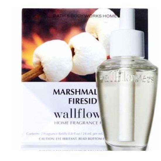 Bath & Body Works Wallflowers Fragrance Refill 24ml (Marshmallow Fireside)