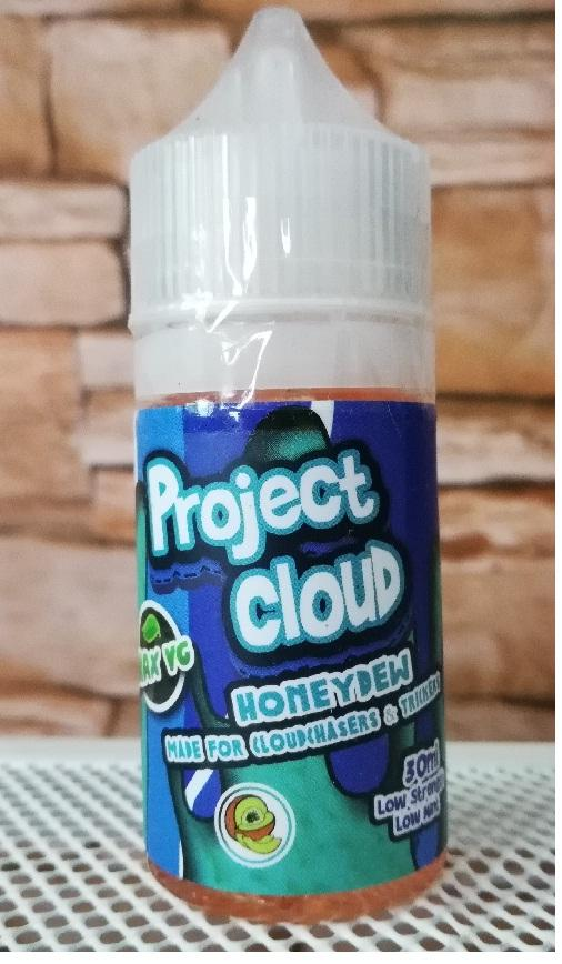 Project Cloud Honeydew Ejuice (3mg,30ml)
