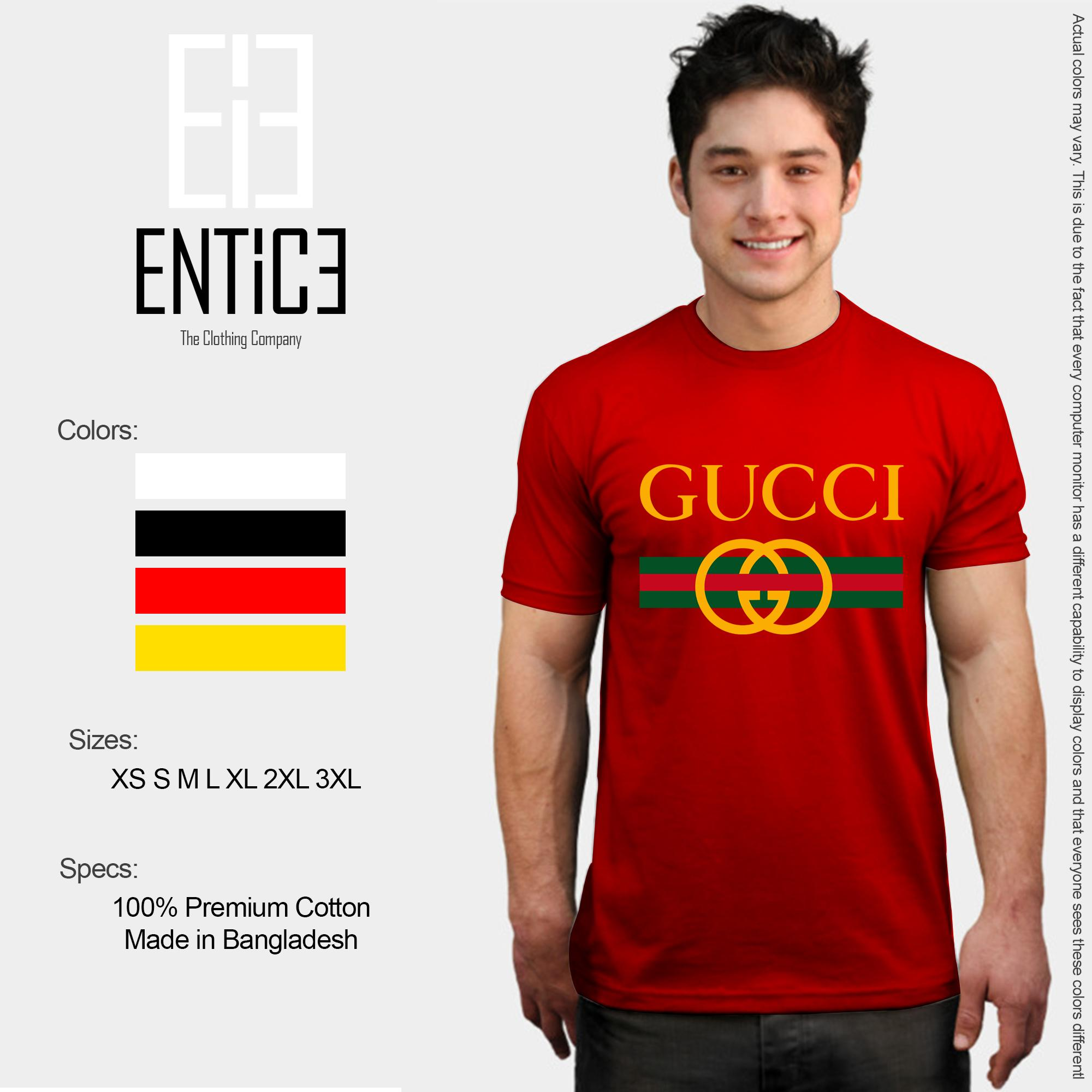 14787bda Gucci Elegant Tee: Buy sell online T-Shirts with cheap price | Lazada PH