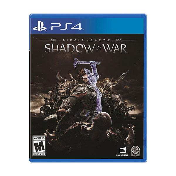 PS4 Middle Earth Shadow of War [R3]