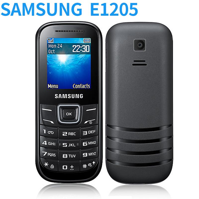 SAMSUNG Basic Mobile Phone Dual Camera Dual SIM Card Cellphone