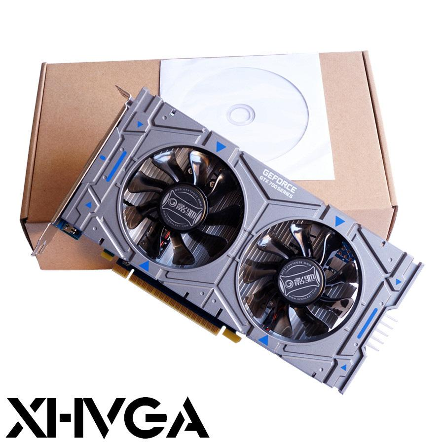 Graphics Card GTX750 2G High-performance Alone Significantly Desktop Independent HD Graphics Card Computer Graphics - intl