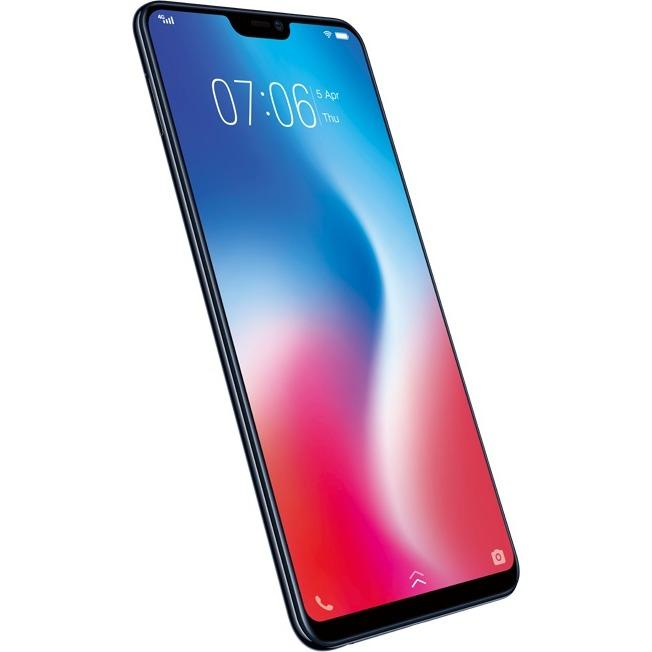 Pre-order Vivo V9 24MP Ai Selfie (Pearl Black) with Free Anti-Theft Bobby Bag and Extended Warranty worth Php 4,990