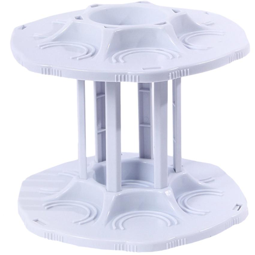 Keimav Two-tier Can Tamer Carousel Can Organizer
