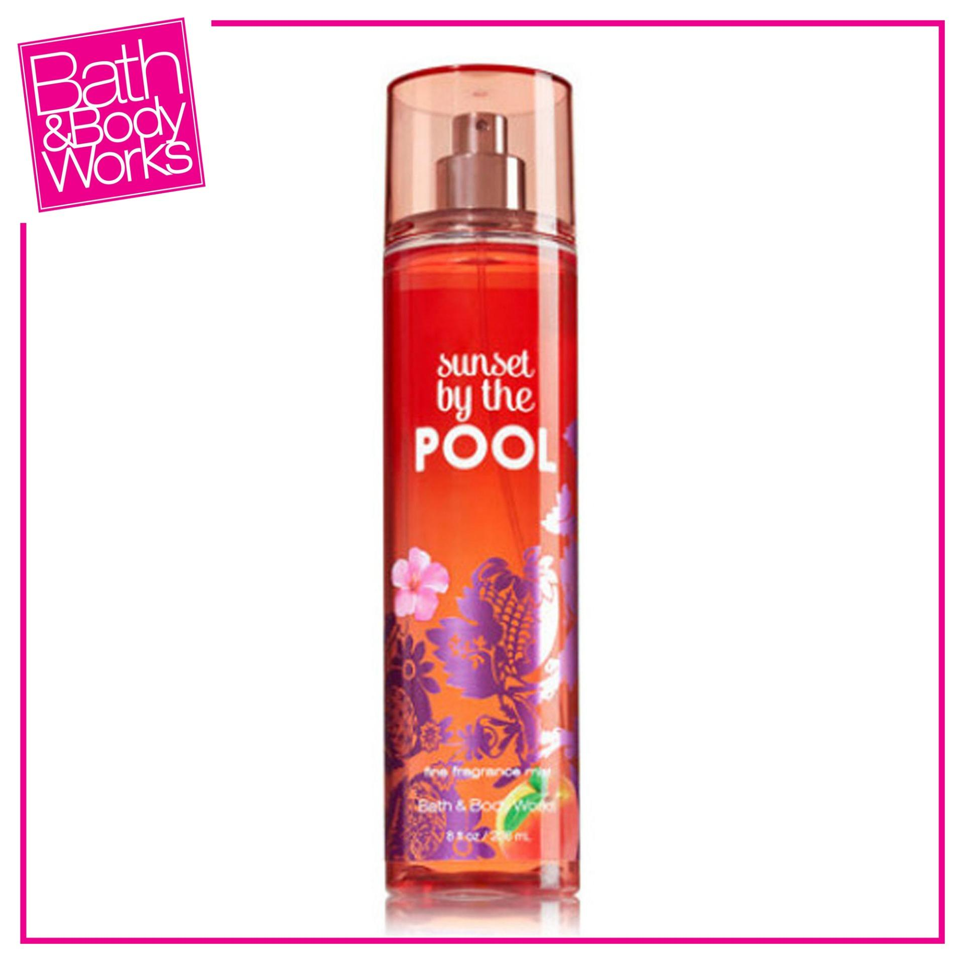 Bath & Body Works Fine Fragrance Mist Sunset by the Pool 236ml