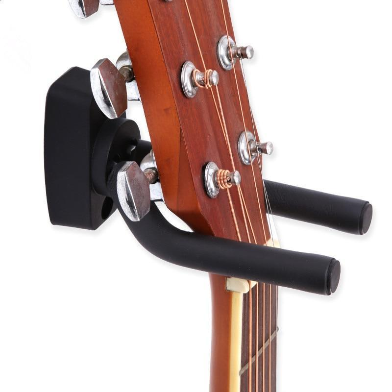Zoo On Yoo Guitar Hanger Stand Wall Mount Hook Holder Fit For Bass Ukulele And More Musical Instruments Malaysia