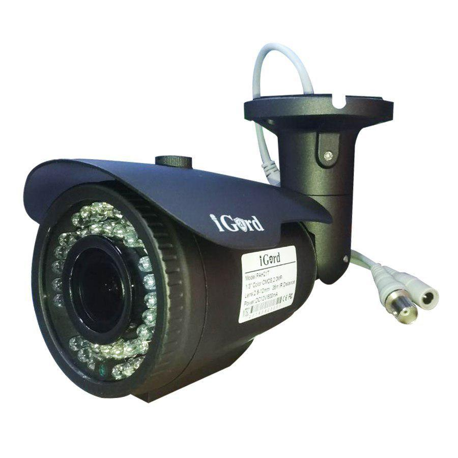 2MP 1080P Varifocal 2.8~12mm HD IR Bullet CCTV Camera (HD-TVI/AHD/HD-CVI)