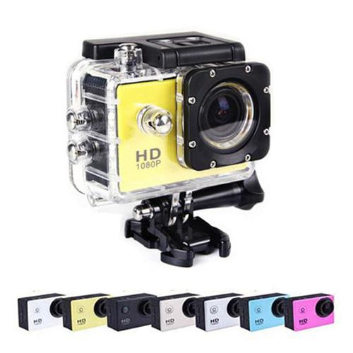 A7 Ultimate Sports Action Cam Under Water