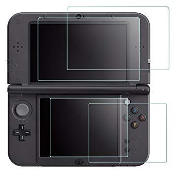 Tempered Glass for New Nintendo 3DS XL or LL