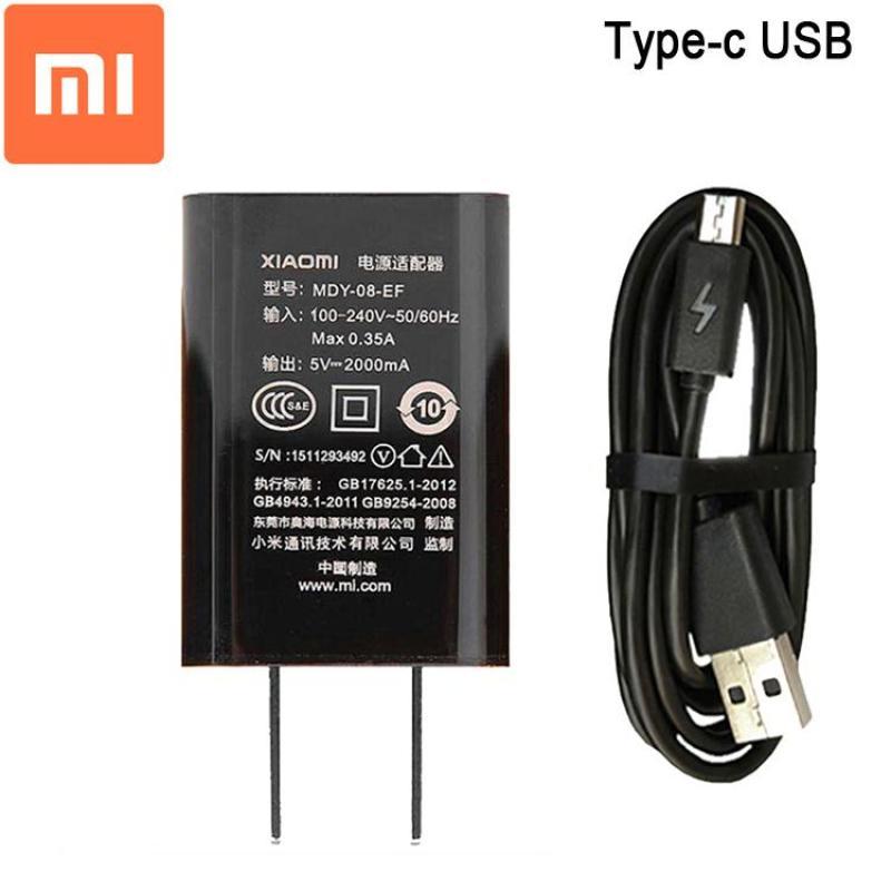 Sạc Nhanh Chính Hãng Xiaomi, Dành Cho Xiaomi Mi 6 / Xiaomi 5 Với Type-C Cáp USB