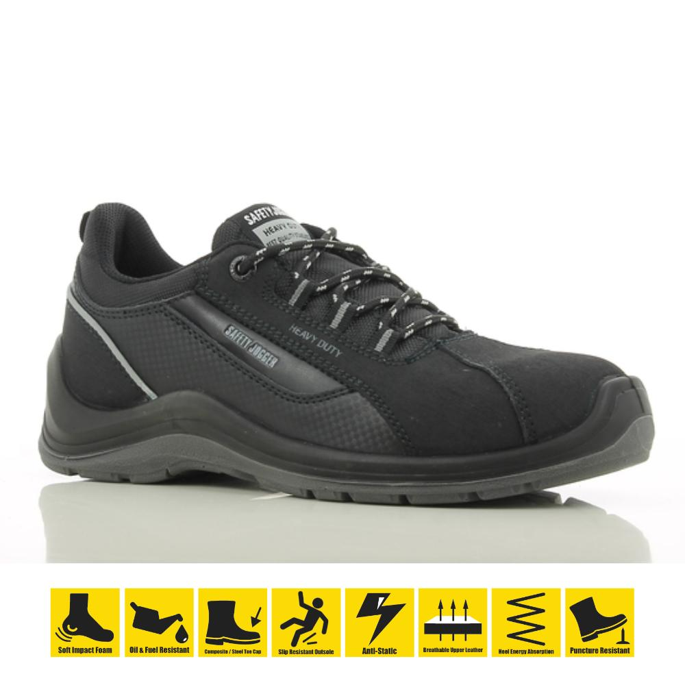 Safety Jogger Advance S1P Low Cut Steel