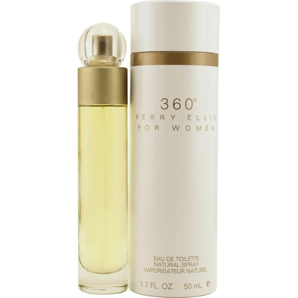 Perry Ellis 360 Degrees Eau de Toilette for Women100ml product preview, discount at cheapest price