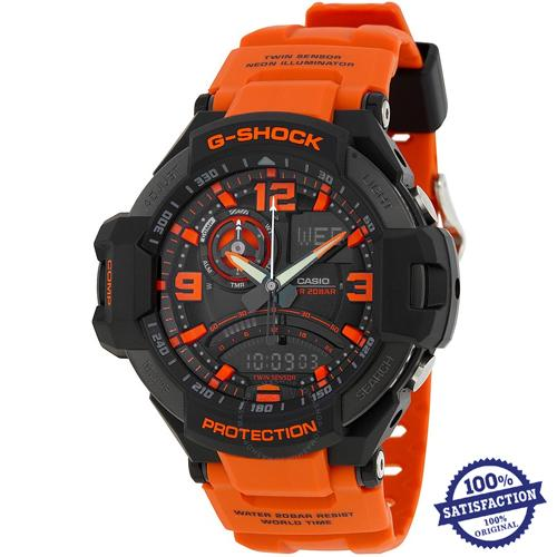 Casio G-Shock GA-1000-4A Digital Compass Men's Watch / GA-1000-4ADR