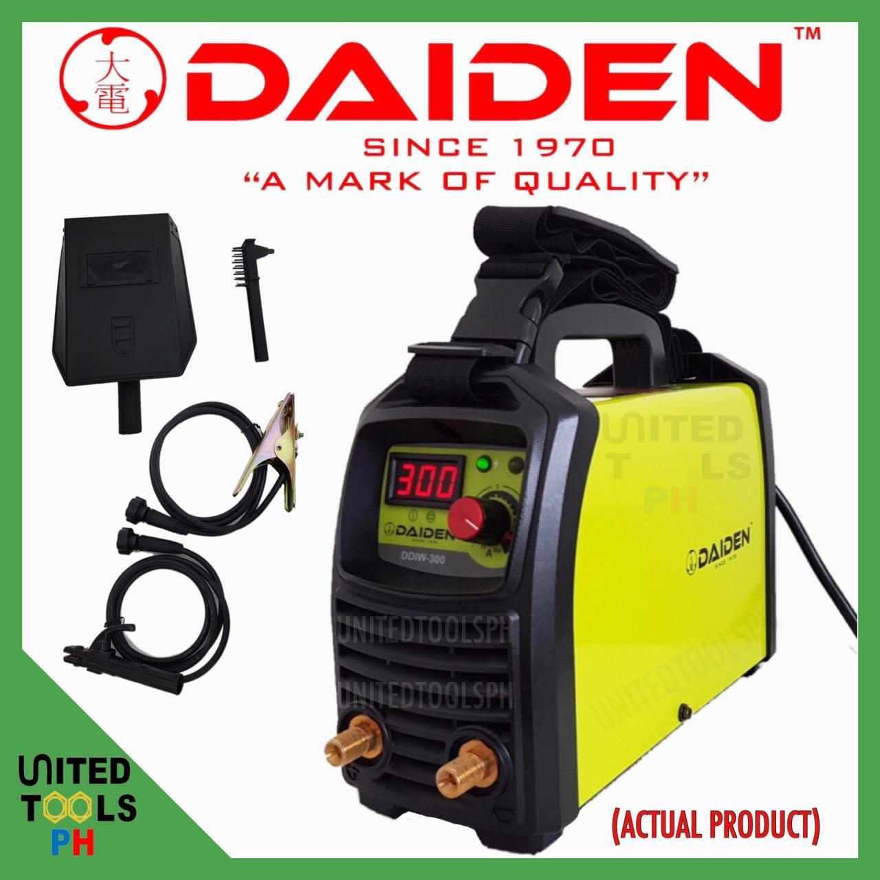 Daiden Inverter Welding Machine 300amp Lazada Ph