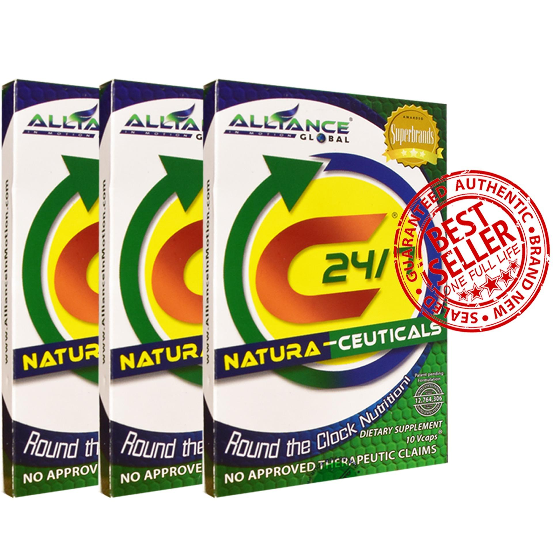 Aim Global C24/7 Naturaceuticals 30 Capsules image