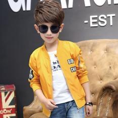 Bé Trai Mẫu Mới Cho Trẻ Em Áo Jacket