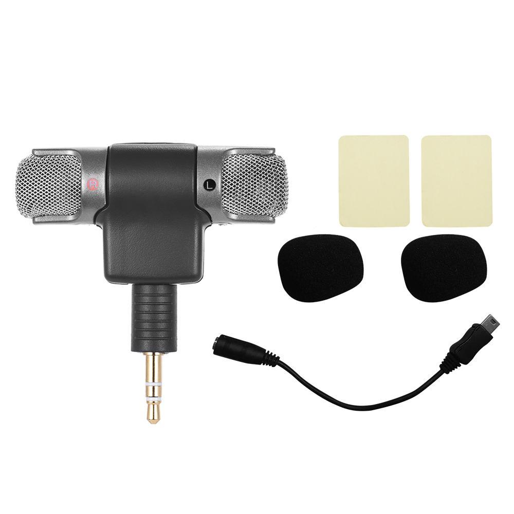- Mini USB for GoPro Actioncam Hero 1,2,3,3+,4 Adapter 3,5mm Audio