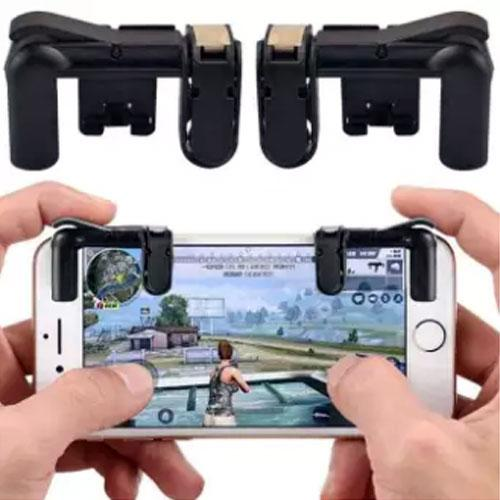 Smartphone Mobile Gaming Trigger L1R1 Button Aim Key Shooter Controller