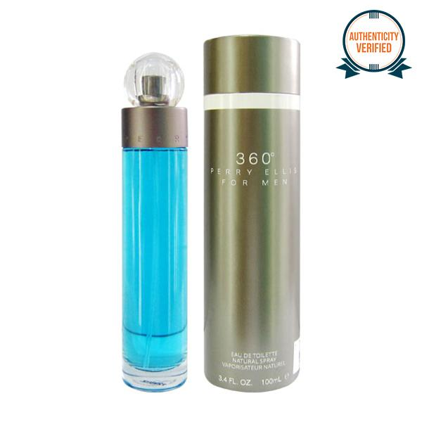 Perry Ellis 360 Eau De Toilette for Men 100ml