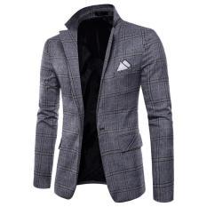 Năm 2018 nam phong cách doanh nhân Phù hợp với áo khoác Tiếng Anh phong cách áo khoác