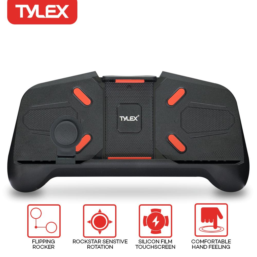 Tylex X-L22 Portable 3in1 Phone Lever, Phone Holder, Joystick Mobile Game Handle Gamepad