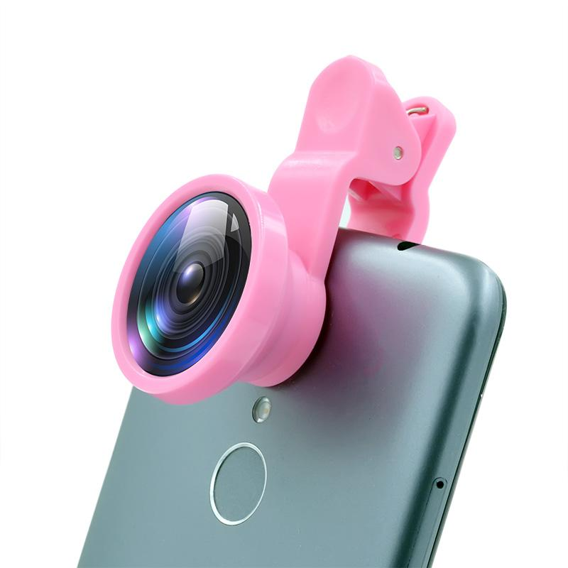HD Cell Phone Camera Lens 0 45X Wide Angle + 15X Macro Lense Accessories  Kit by ProPix - Expand Your Field of View By 50%, Capture Unrivaled Detail  -