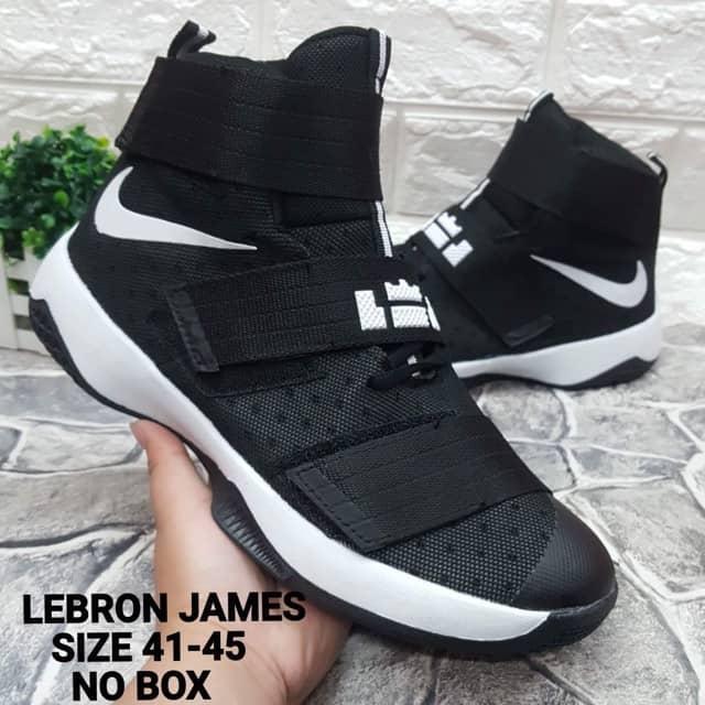Lebron James Soldier 10 Basketball