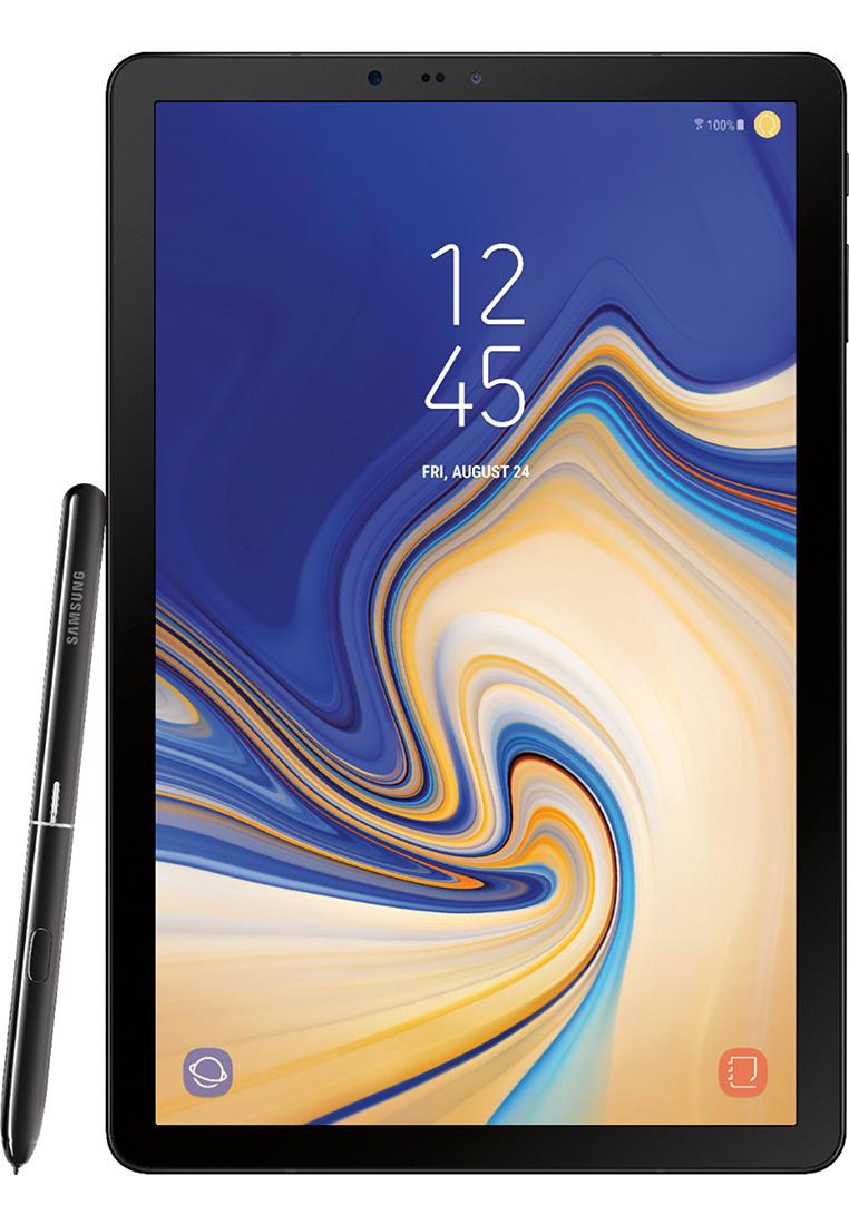 Samsung Galaxy Tab S4 10.5 (S Pen included), 64GB Wi-Fi - Black