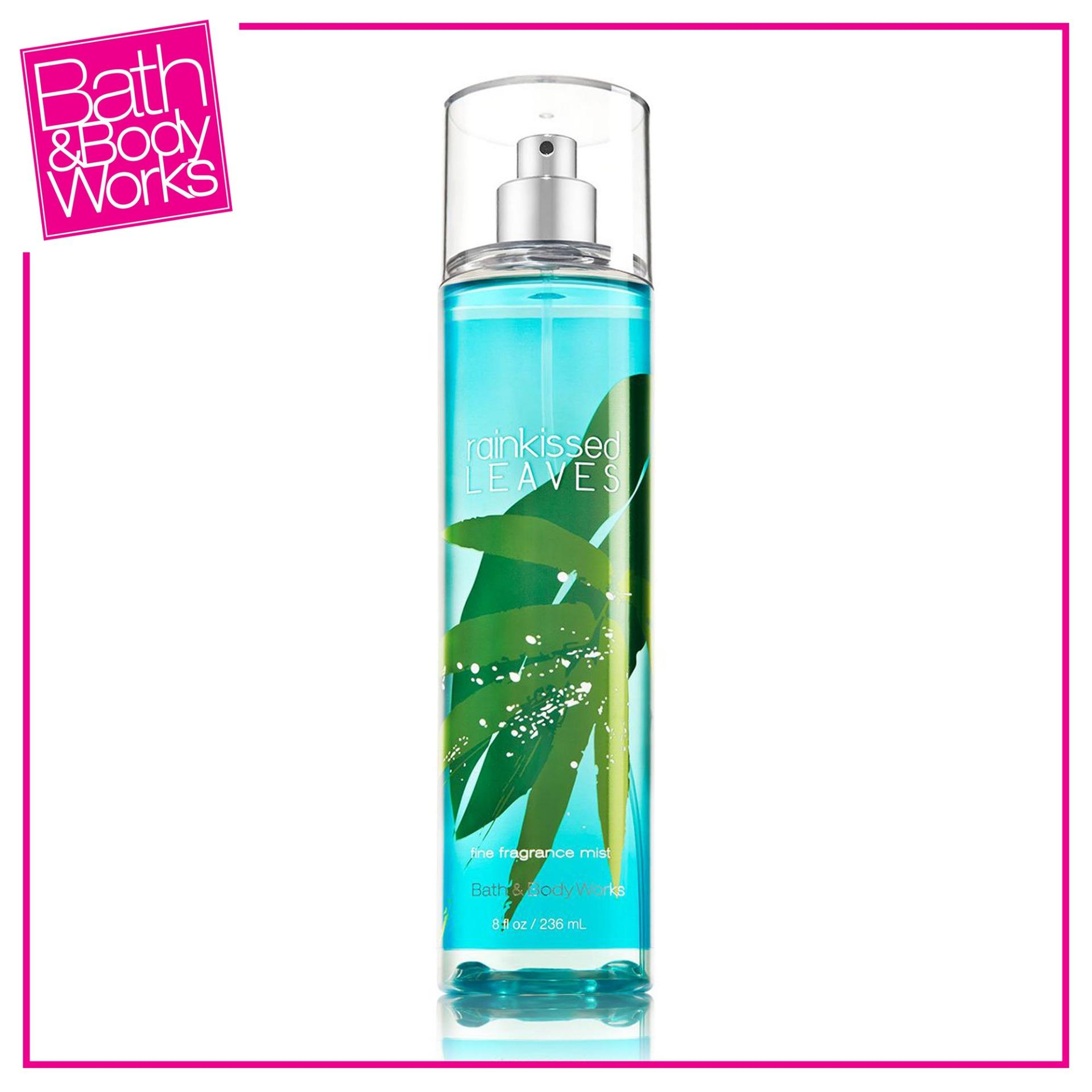Bath and Body Works Rainkissed Leaves Fine Fragrance Mist 236mL