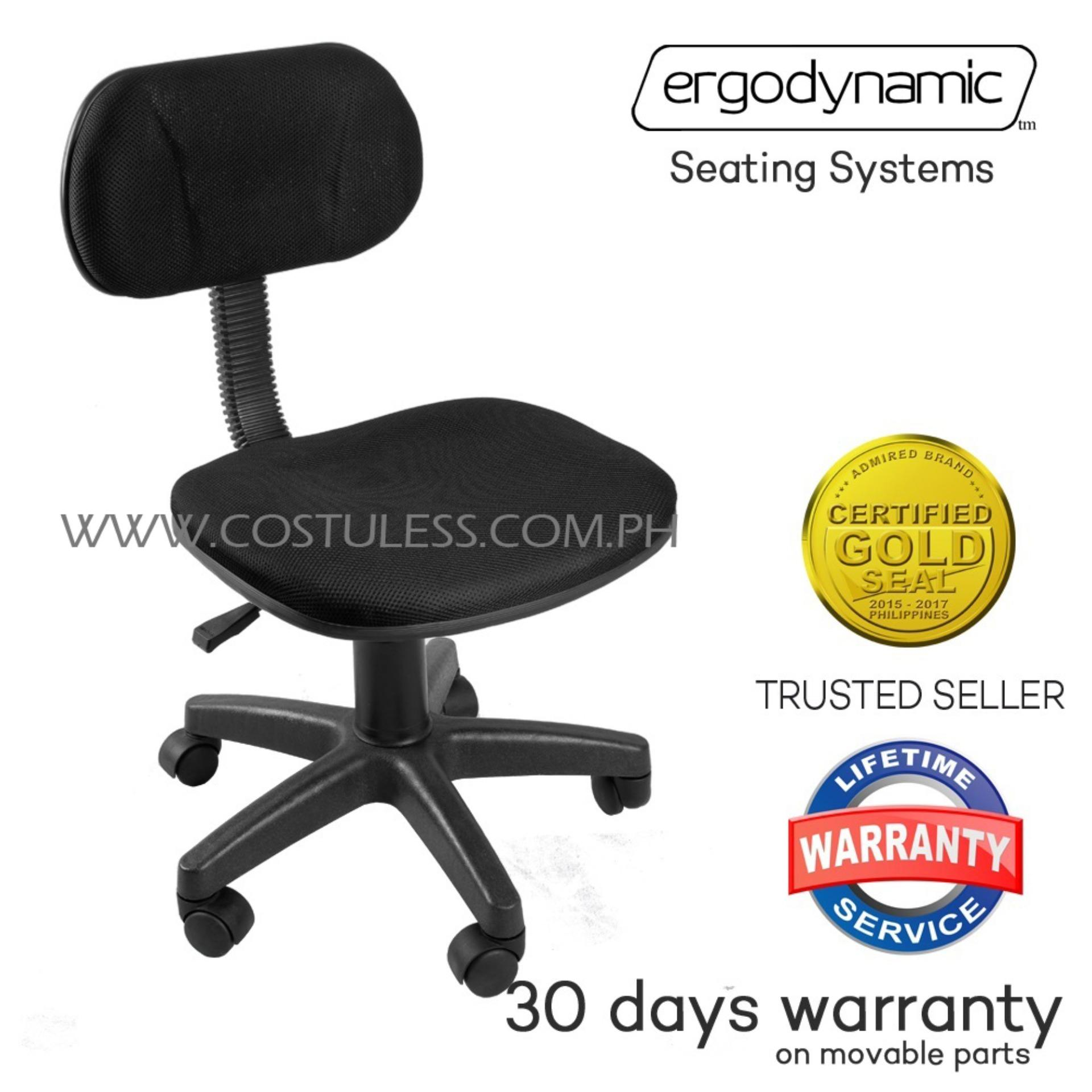 Terrific Ergodynamic Oc 121P Office Chair Furniture Computer Chair Staff Chair Black Interior Design Ideas Truasarkarijobsexamcom