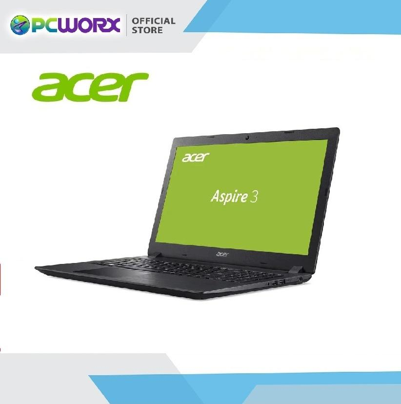 Acer Laptop A315-41-R287 AMD Ryzen3 2200U Dual Core 4GB 1TB 15.6 AMD Radeon Vega 3 Mobile Graphics Win10 Obsidian Black