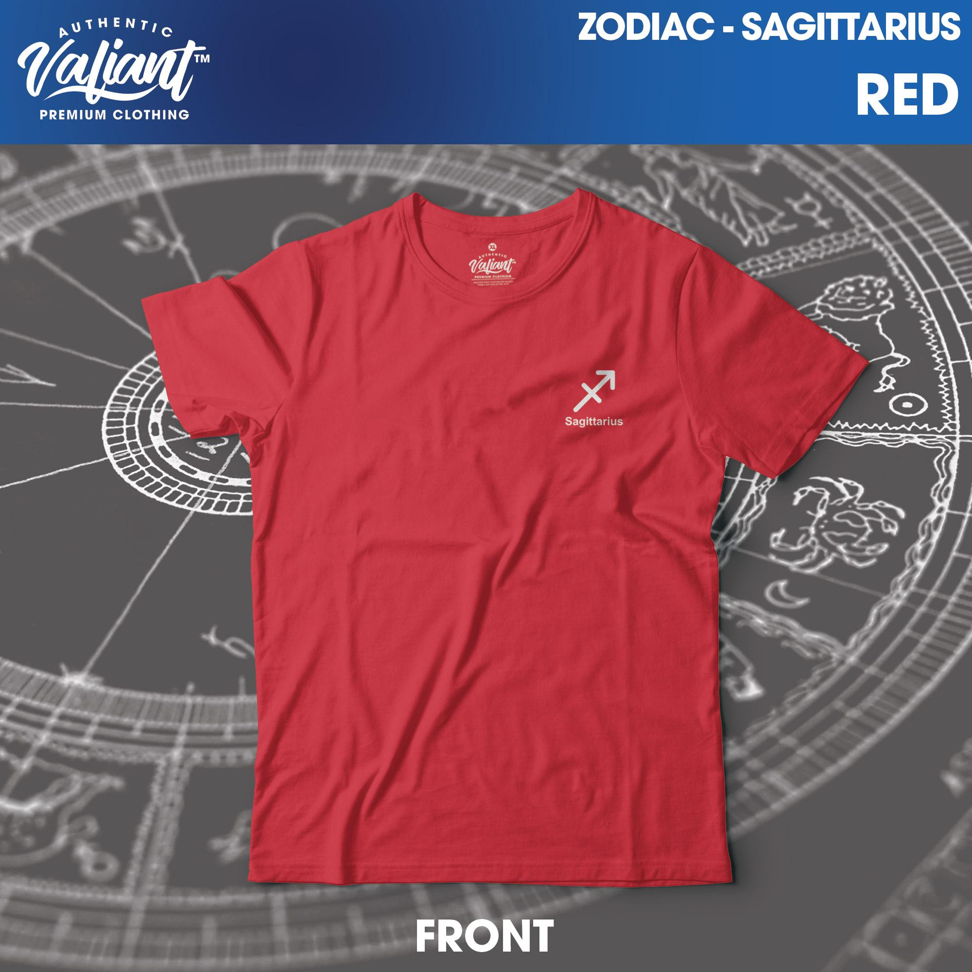 35b0f947936f Product details of Zodiac Sign Shirt (Sagittarius) - Valiant Premium  Clothing