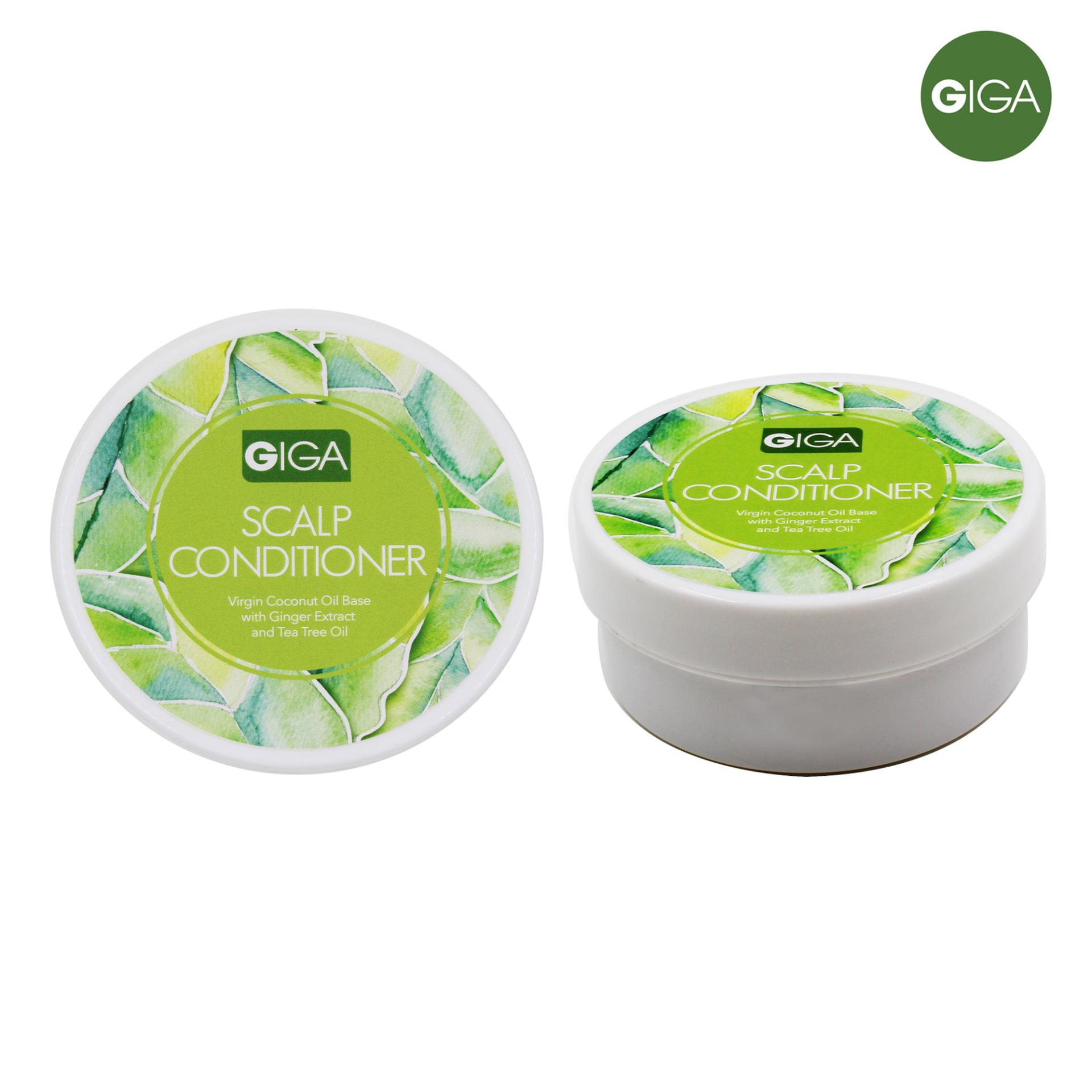 Giga All Natural and Herbal Scalp Conditioner 120gms Set of 2