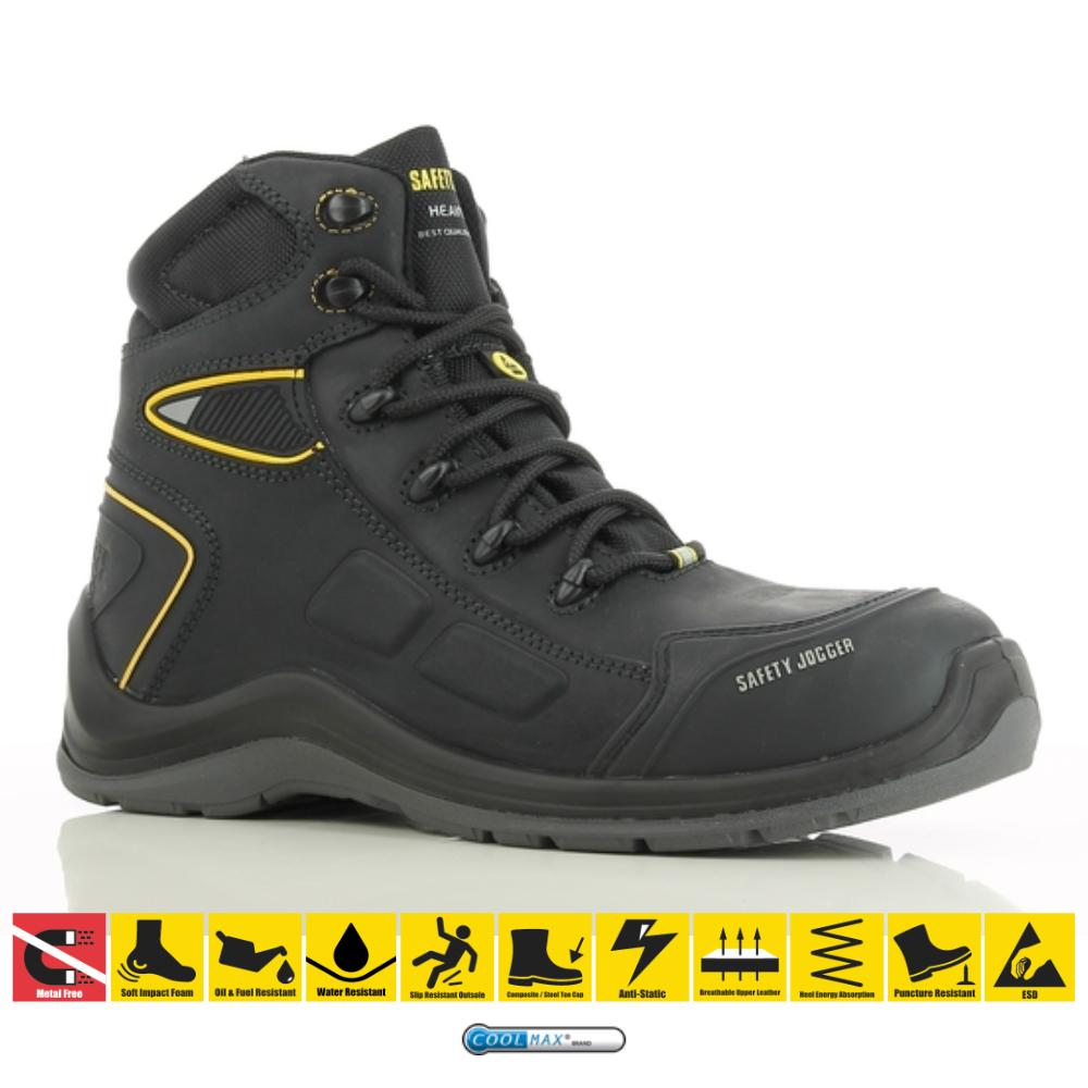 Safety Jogger Volcano S3 High Cut