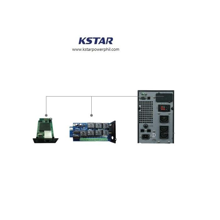 KSTAR 3kva UPS On-line rack switching type(MPRTII)