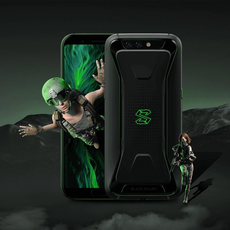 Xiaomi Black Shark 5.99 inch 8GB RAM 256GB CN ROM Snapdragon 845 Octa Core 4G Gaming Smartphone With Free Game Pad