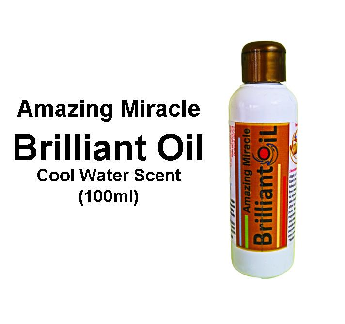 The Amazing Brilliant Oil Cool Water Scent 100ml