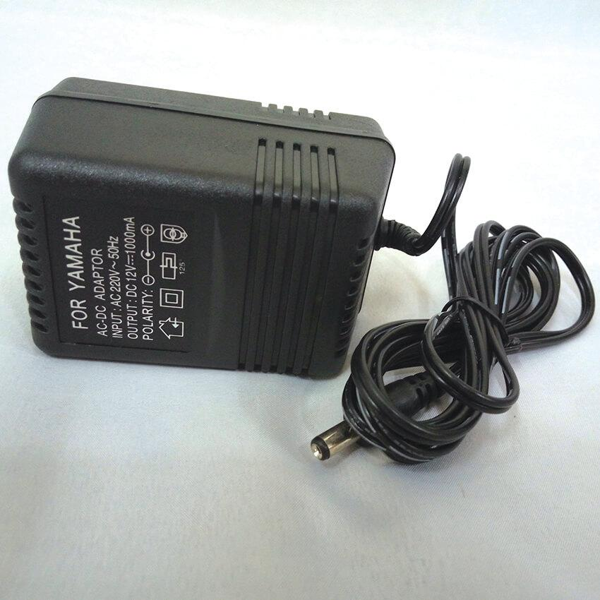 AC Power Adapter FOR Yamaha Keyboard PSR-E333 YPG-525 YPG-535 PA-3 PA-3B PA-5