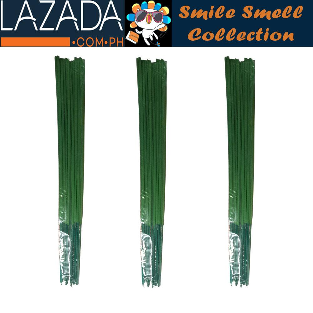 YAH Incense Green Sandalwood Set of 3 image