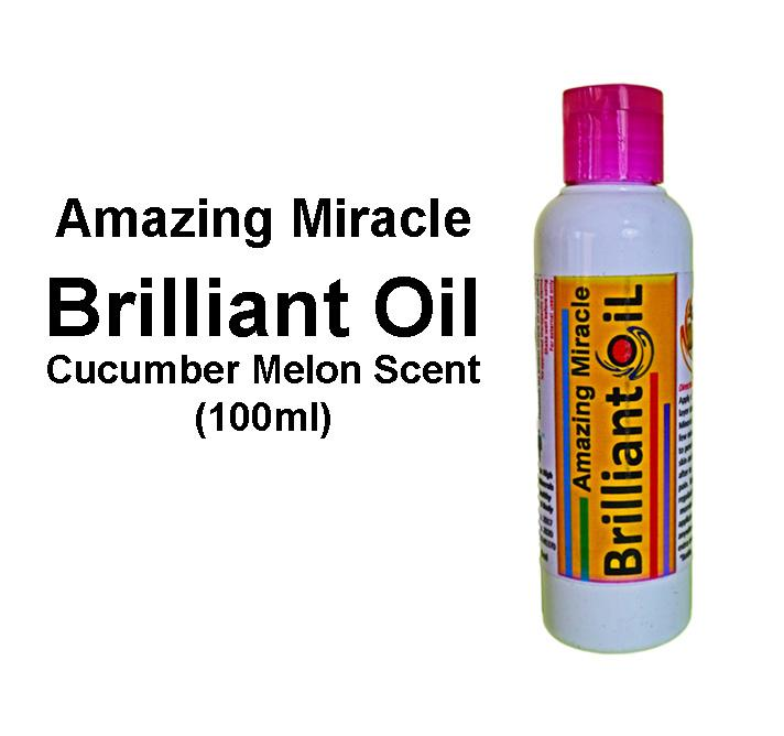 The Miracle Brilliant Oil Cucumber Melon Scent 100ml