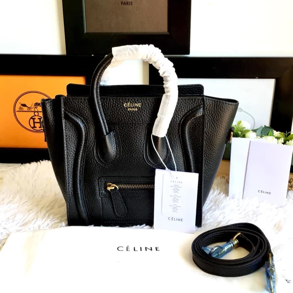 4502945e608ee Authentic Celine Nano Top Handle Bag | Lazada PH