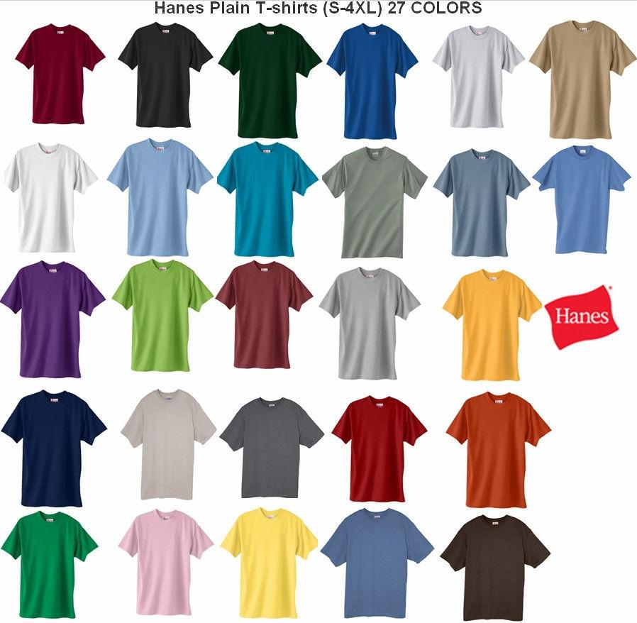 4660a97b Product details of Original 3pcs or 1pack Hanes T-SHIRT available All Size  Assorted color