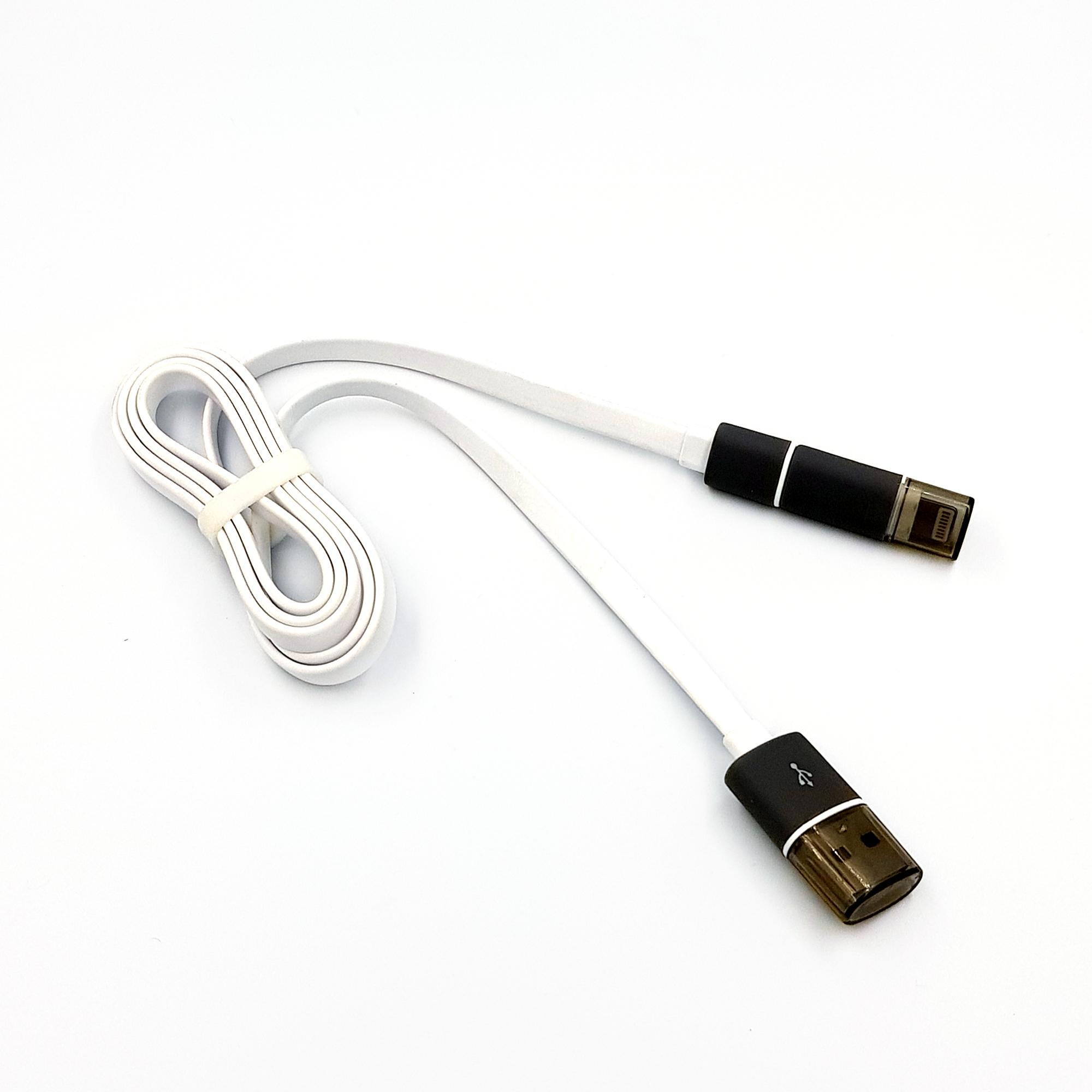 LEEKINS LKN-304 1m Quick Cable for iPhone and Samsung