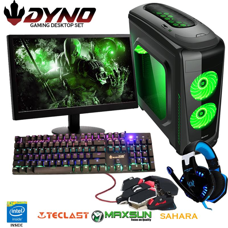 DYNO Intel i5-7400 with GTX 750 Computer package