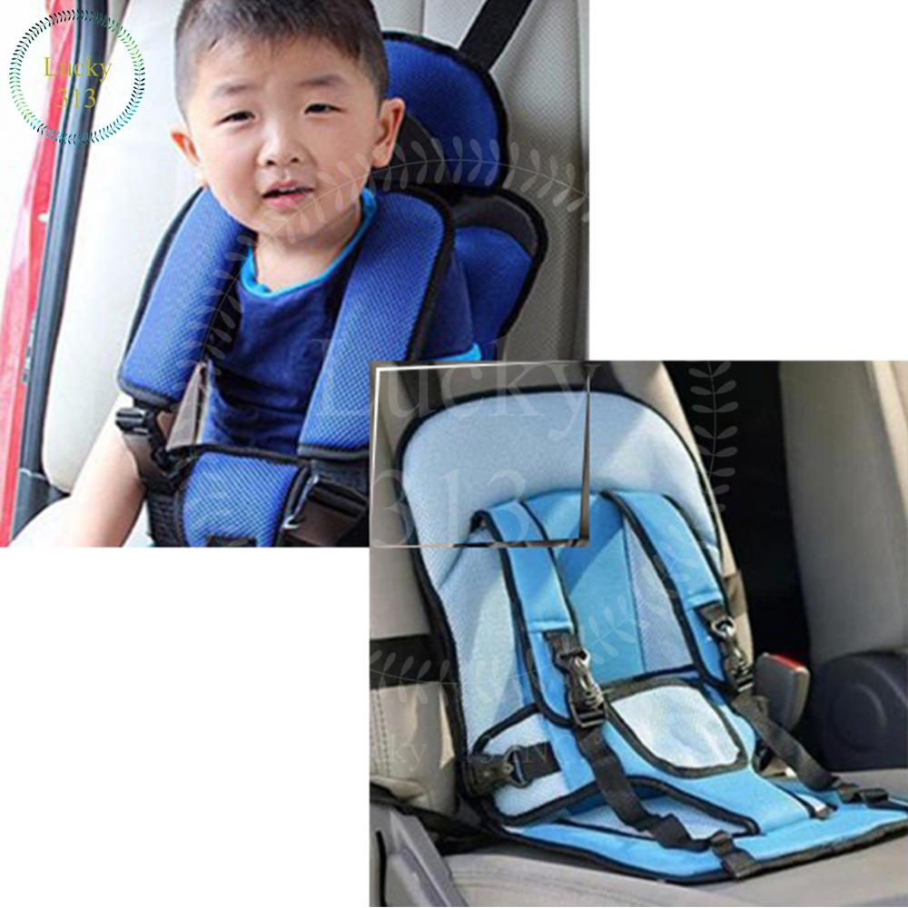 Kids Safety Thickening Adjustable Children Car Seat image
