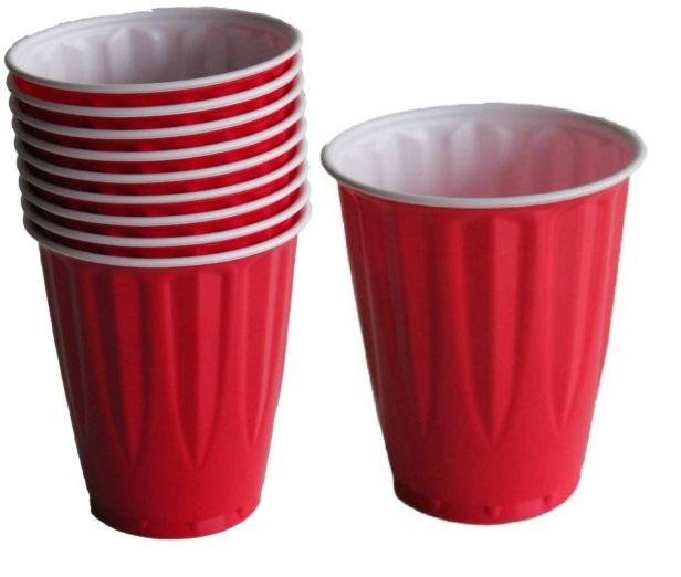 Beer Pong Cups Set of 12 image